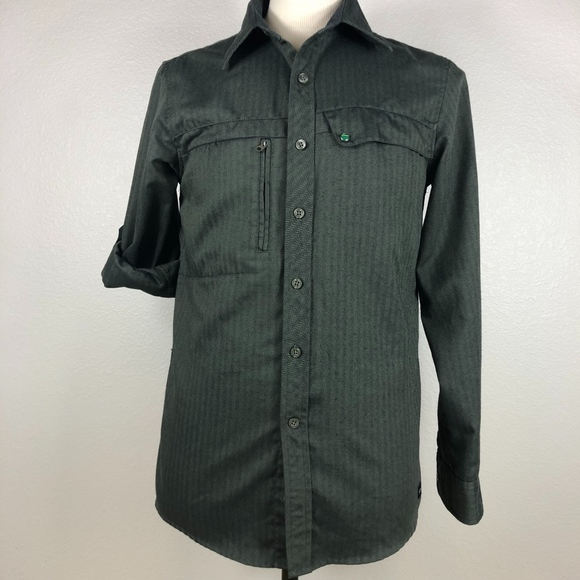 Oakley Other - Oakley Regular Fit Button Down w/ Pocketed Front